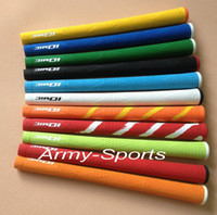 Wholesale New golf clubs grips multicolor Iomic grips DHL ship golf grips