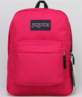 Wholesale Jansport Superbreak Unisex Classic Backpack Campus Schoolbag Leisure Polyester Waterproof L