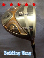 Wholesale Golf Star HONMA BERES S Driver Loft With ARMRQ6 Graphite R Flex Shaft With Head Cover And Grips Golf Clubs pc