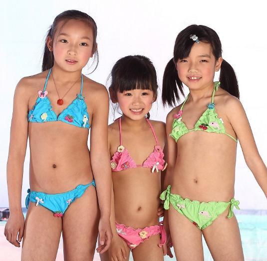 2017 Swimming Wear Kids Girls Swim Fashion Minnie Swimsuit