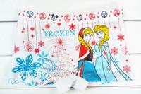 Wholesale Children panties Frozen girls boxers Elsa Anna printed girl underwear kids brief
