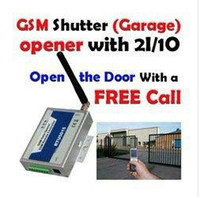 Wholesale RTU5015 Automatic GSM Gate Door Opener Operator with SMS Remote Control GSM Gate Access Controller Output Input