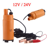 Electric mini submersible pump - 12V V DC MINI Diesel Fuel Water Oil Diesel Fuel Transfer Pump Submersible Transfer Pump On Off Switch Car Van Plastic