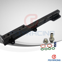 accord store - PQY STORE NEW HIGH VOLUME FUEL RAIL FOR HONDA ACURA B16A B18C B18C5 CIVIC INTEGRA TYPE R EG DC