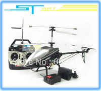 DJI QR Y100 Electric Free Shipping Big Double Horse 80CM 3.5CH DH9101 RC Helicopter RTF ready to fly Metal Gyro radio remote control DH 9101