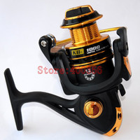 Cheap German technology 12bb 1000 series spinning reel 0.18 215 0.20 125 0.25 110 fishing reel sale for shimano feeder fishing