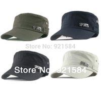 Wholesale hot sale men s women s Military Hat men baseball cap Fashion sports Army hat outdoor travel sun cap colors OL