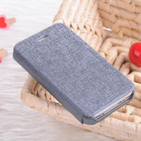 Wholesale New for iphone4S oracle lines and fresh clamshell mobile phone cases Silver Grey