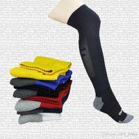 Wholesale HOT World Cup Soccer Baseball Football Basketball Sport Cotton Men s Socks Barreled Thickening Warm Towel Bottom Adult Sports Socks