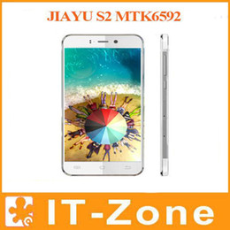 Wholesale Jiayu S2 S2 inch x720 TFT Screen MTK6592 Octa Core GHz Dual Camera GB GB RAM GB GB ROM Smart phone