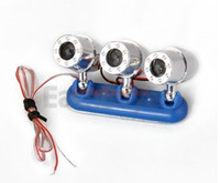Wholesale Lighting System Car Bulbs X Motorcycle Car LED RGB Emergency Warning Flash Strobe Light V