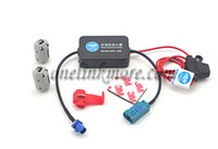 Wholesale 1pc Car Antenna Radio FM MHz Signal Amp Amplifier Booster for Volkswagen