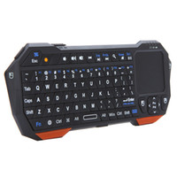 Wholesale Mini Portable Wireless Bluetooth Keyboard with Mouse Touchpad for Windows Android iOS LY