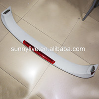 Wholesale For K2 RIO Rear Spoiler to Year White Color