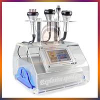 Wholesale 40K Ultrasonic Cavitation Vacuum RF Lipolysis Slimming Machine Tripolar RF Care