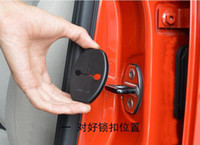 Wholesale Car Door Lock Cover For TOYOTA REIZ CROWN COROLLA PURUIS YARIS HIGHLANDER RAV4 fj150 CRUISER CAMRY per set