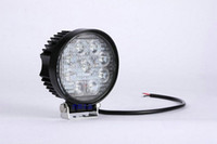 Wholesale LED Work Light quot Inch W V V Spot Flood Lamp for Tractor Truck Trailer SUV JEEP Off roads Boat WD x4