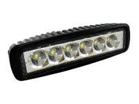 Wholesale 18W LED W LED Working Light Lamp Jeep SUV ATV Off road Truck Vehicles Night Lighting Use K IP67 Waterproof cheaporder