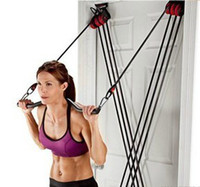 Resistance Bands door - 2014 hot home Fitness X FACTOR door gym Exercise fitness body building stronger body faster results