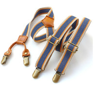 Wholesale 2014 New Vintage Suspenders Clip Clothing Fashion Clothing Recessionista Suspenders