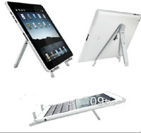Wholesale 2014 Tablet PC Metal Stand Holder for Apple iPad for Samsung Tab for BlackBerry Play Box for other Tablet with quot Tablet