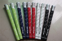 Wholesale 2014 High Quality Golf Mid Size Pride Grips Golf Wood Set And Golf Irons Grips MIDSIZE Pride Grips Clubs golf irons Colors DHL Shipping