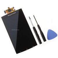 Wholesale Details about Sony Ericsson Xperia Arc S LT15i LT18i X12 LCD Display Touchscreen Lens Assembly