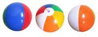Wholesale Beach ball colour outdoor beach ball Water sports balloon Party a gift