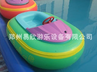 Wholesale Selling electric boat remote control boat inflatable boat inflatable castle hand bumper boat pool pool Specials