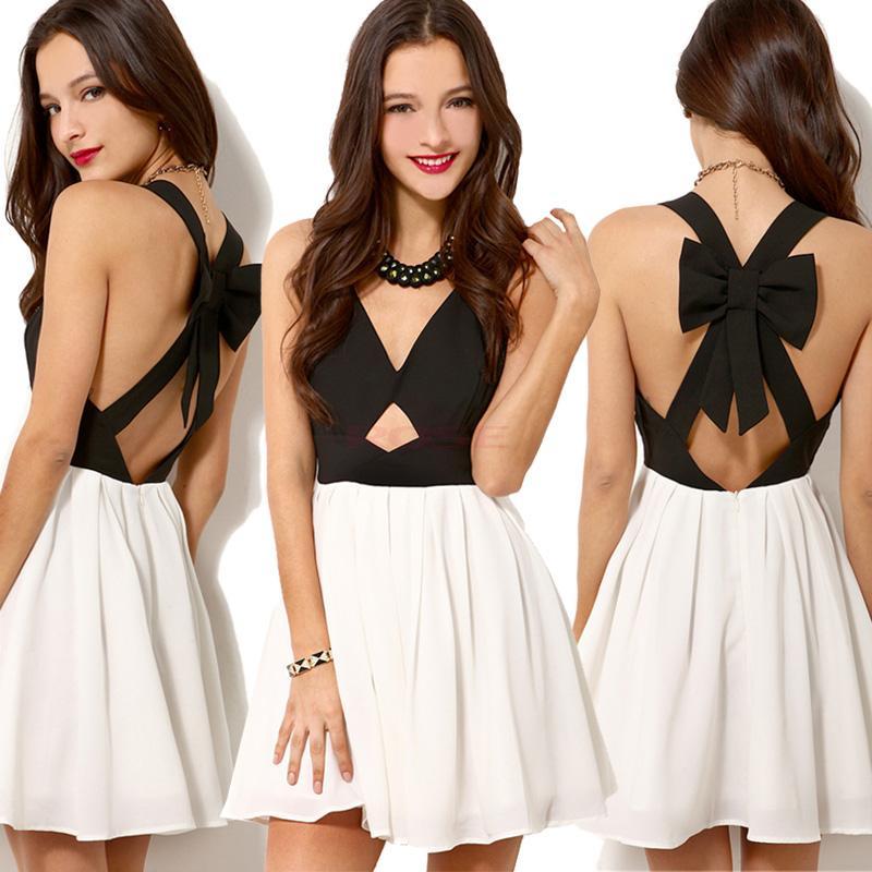 Summer Party Dress - Ocodea.com