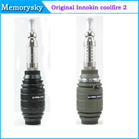 Single Army Green Metal Original Innokin Cool Fire II Starter Kit Innokin Coolfire 2 Kit Cool Fire2 Kit With iclear 30S Cleatomizer 002458