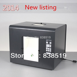 Wholesale by DHL SANOTO Mini Photo Studio Photography Light Box Photo Box Softbox B270 Jewelry diamonds lighting boxes
