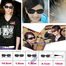 Wholesale 15X Sunglasses Pinhole Glasses Eyesight Care Improve Vision Eyes Exercise Dioptric Grid Glasses For Adult Kids