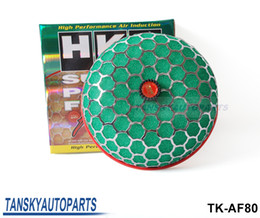 Wholesale HKS Washable Air Filter Caliber neck mm layers of sponge air filter Mushroom Style for Universal Auto TK AF100