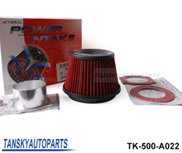 Wholesale High Quality APEXI Power Intake Kit Universal APEXI Air Filter Adapt Neck mm TK A022 Have In Stock