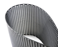 Wholesale Racing Car Front Grill Alumunium Mesh New Caring Style New Black Universal