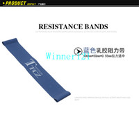 Wholesale Cheapest Resistance Bands - Hot Sale:TTCZ Fitness Resistance Bands Lose Weight  Gain Resistance Trainning,4 Kinds Cheap price Factory Sale 10pcs lots Drop Shipping