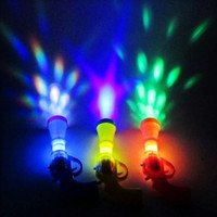 Wholesale Funny crazy hot LED Pistol TOY Toys for children kid Party activities LED Gun TOY Toys Children favorite cheap LED Pistol shape toy Toys