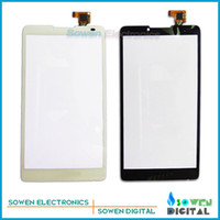 Touch Screen touchscreen - for Lenovo A880 touch screen digitizer touch panel touchscreen Black or white Original new
