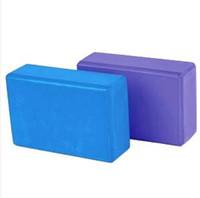 big foam blocks - Big discount Lady Yoga Pilates Foam Foaming Block Brick Stretch Aid Health Fitness Exercise Gym