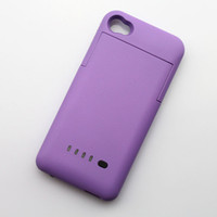 Cheap Power Bank Charger Case Cover Best For Apple iPhone For US For iPhone 4 4S Case