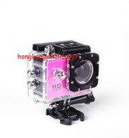 Wholesale Diving Waterproof Camera SJ4000 P Full HD H Sport HD DV quot LCD Screen for Car Dash Camera Car DVR Home Security Extreme Sports