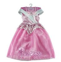 Fairy Tales baby fairy fancy dress - DHL Free Fashion Kids Baby Girl Sleeping Beauty Dress Kids Cosplay Costumes Girls Princess Dress Perform Clothes Fantasias Fancy Dress
