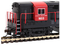 Wholesale 1 HO scale train model HO American series with lighting electric control simulation of H16 diesel locomotive