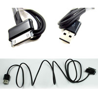 Wholesale 1M ft USB Data Sync Charger Cable Charging Line for Tablet PC Samsung Galaxy Tab Tab2 P3100 P5100 N8000 Tab P3200