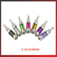 Cheap iClear 30S Rotatable Dual Coil Clearomizer Atomizer Built in replaceable coils clearomizer for innokin iTaste VTR 134 MVP VV,40PCS DHL Free