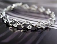 Wholesale Sterling Silver Heart Bracelet