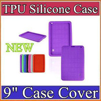 Wholesale 20PCS New Soft TPU Silicone Case Cover Protect For quot A13 A23 A31S A20 A33 Tablet PC PT09