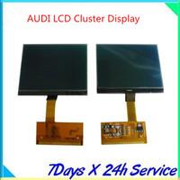 Wholesale 2014 For Audi Lcd Display Audi TT display LCD Cluster Display For AUDI TT S3 A6 VW VDO OEM Jeager
