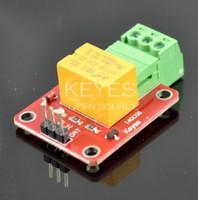 Cheap Free shipping! Single relay module 5V 12V relay module appliances control module